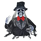 Light up Grave Breaker Groom Halloween Decoration