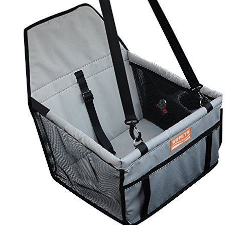 small dog car booster seat - 1