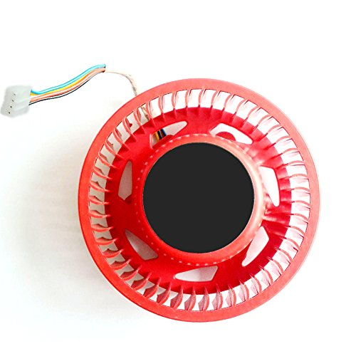 PVB070G12H DC 12V 1A 75mm For ATI Radeon HD HD4870 HD5850 HD5870 HD5890 HD5970 HD6970 Turbine Fan