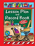 Lesson Plan and Record Book, Teacher Created Resources Staff, 0743930088