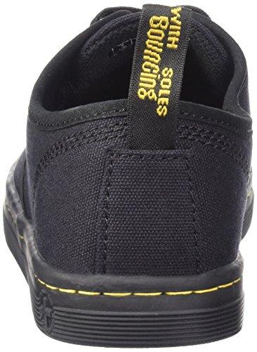 002 Dr Martens femme Dr Baskets Soho Martens Black Noir q81Ow5Wn