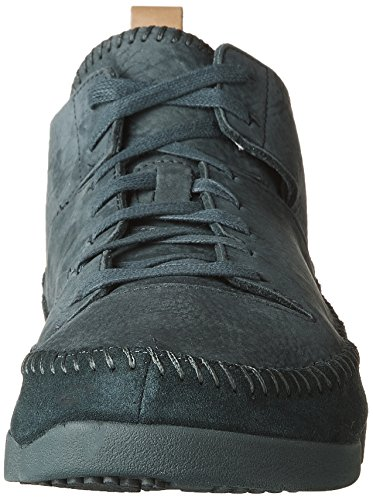 Clarks Mænds Ruskind Trigenic Flex Sneakers Smaragd Nubuck vUeTVk5JC