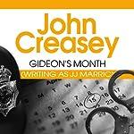 Gideon's Month | John Creasey
