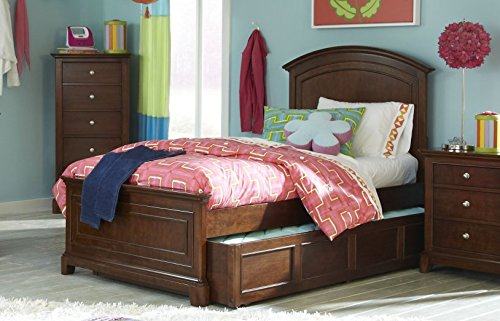 Legacy Classic Kids Impressions Full Panel Bed with Trundle Unit - Legacy Classic Kids Furniture
