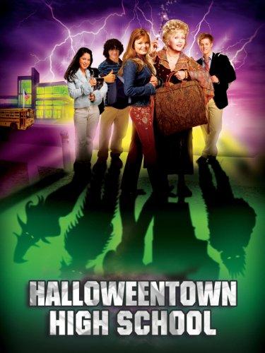 Halloweentown Highschool Film