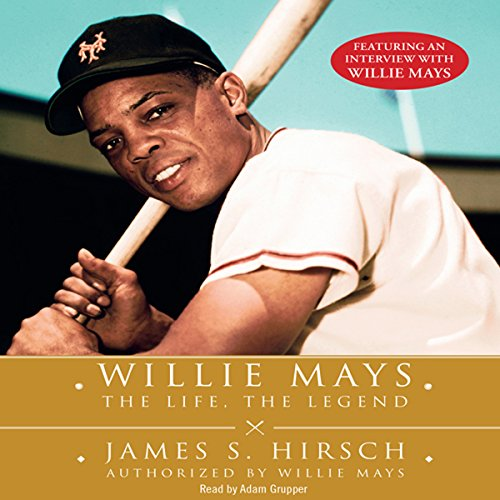 Willie Mays: The Life, The Legend cover