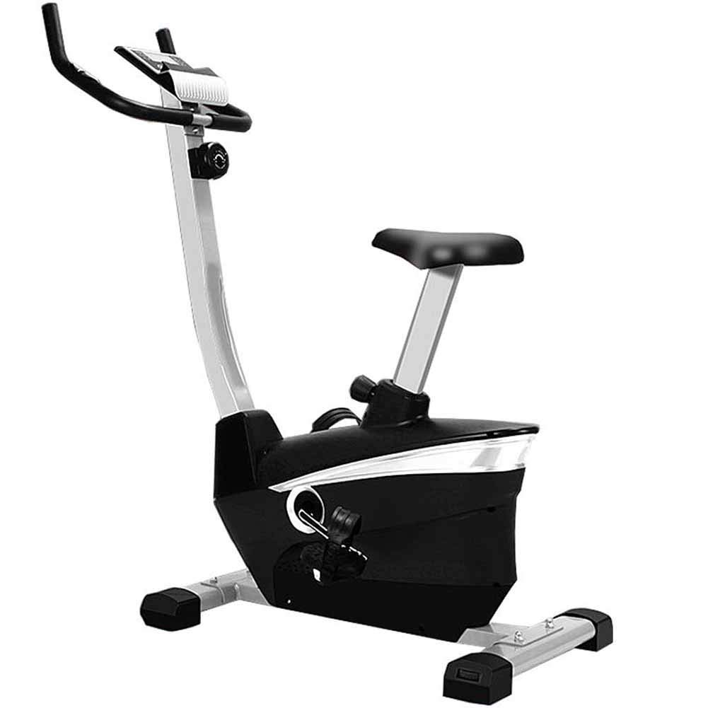 Magnetic Belt Drive Indoor Cycling Bike with High Weight Capacity and Tablet Holder