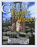 img - for Great People of History book / textbook / text book