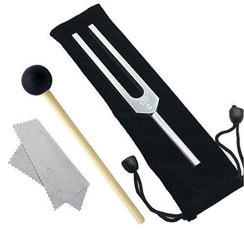 ONEST 528 Hz Tuning Fork, With Manufacture, Offers You Clear Tones, Which Will Show You a Great Medical Healing Instrument. by ONEST