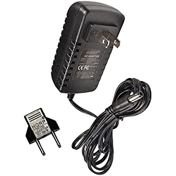 Amazon Com Hqrp Ac Adapter Power Supply Works With