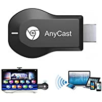NAMEO AnyCast Wireless WiFi Display Dongle, AnyCast M2 Plus Airplay 1080P Wireless WiFi Display TV Dongle Receiver HDMI TV Stick DLNA Miracast for Android Smart Phones Tablet PC