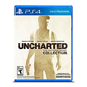 Uncharted Collection - PlayStation 4 - Standard Edition