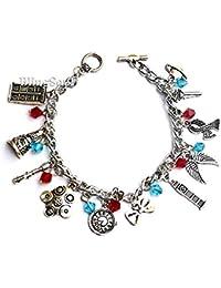 DW Themed Charm Bracelet