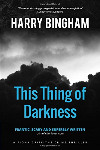 Thing Darkness Fiona Griffiths Thriller product image