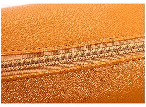 Donna Borse da borsetta Messenger a elegante zaino frange Borsa tracolla tracolla JUNMAONO Borsa Borse con a Borsa spiaggia Borse Borsa Bag catena dqfw7Ug