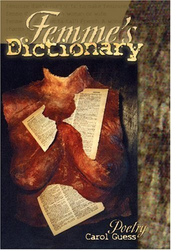 Download Femme's Dictionary by Carol Guess (2004-11-01) pdf