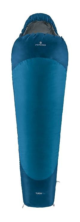 Ferrino SLEEPINGBAG Yukon Plus SX Saco de Dormir Tiempo Libre y Senderismo Unisex Adulto, (