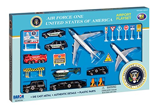 Daron Air Force One 22 Piece Play Set ()