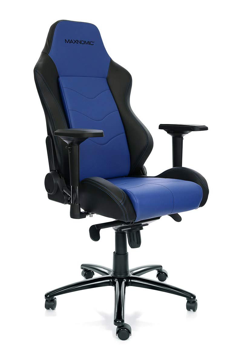 MAXNOMIC Dominator (Blue) Premium Gaming Office & Esports Chair by MAXNOMIC