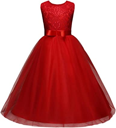 Bestow Holiday Bridesmaid Wedding Dress Grils Falda del Vestido de ...