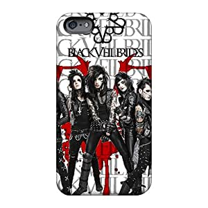 Apple Iphone 6 GnG2942vsTY Customized Beautiful Black Veil Brides Image Excellent Hard Phone Case -MarcClements