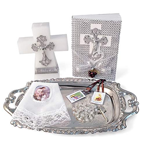 Catholic & Religious Gifts, First Communion Gift Set BOY English