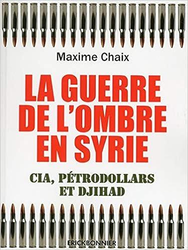 La guerre de lombre (Documents Français) (French Edition)