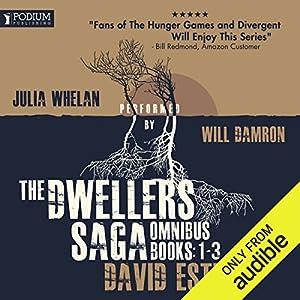 The Dwellers Saga Omnibus Hörbuch