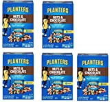 Planters Trail Mix, Nuts and Chocolate MandMs, 7.5 Ounce Box each, 30 Bags Total