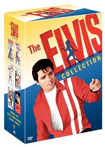 Elvis Presley - The Signature Collection (It Happened at the World's Fair / Speedway / Spinout / Harum Scarum / Jailhouse Rock / Viva Las Vegas) by Warner