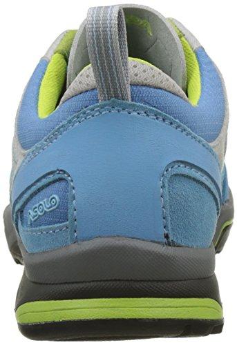 ML Avio Chaussures Azure de Asolo Bleu Basses Blade Randonnée Femme Gv 6xqwE7