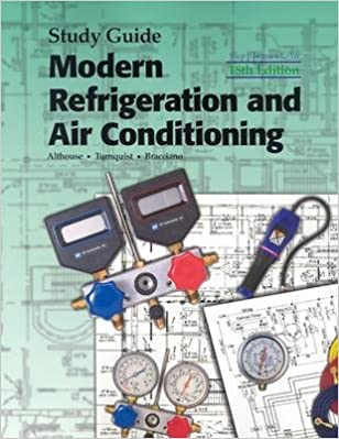 [(Modern Refrigeration and Air Conditioning )] [Author: Althouse] [Jan-2006]