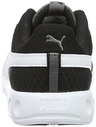 Puma Carson Runner 400 Mesh Ps, Zapatillas Unisex Niños Gris (Steel Gray-puma White 03)