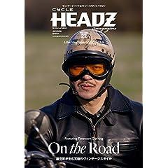CYCLE HEADZ magazine 最新号 サムネイル