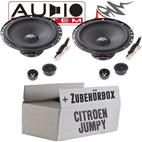 Citroen Jumpy Audio System Mx 165 Evo 16 Cm Speaker System Installation Kit Navigation Car Hifi