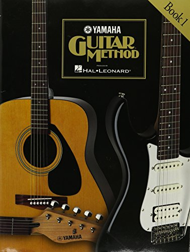 Price comparison product image Yamaha Guitar Method Book 1 One I. Hal Leonard