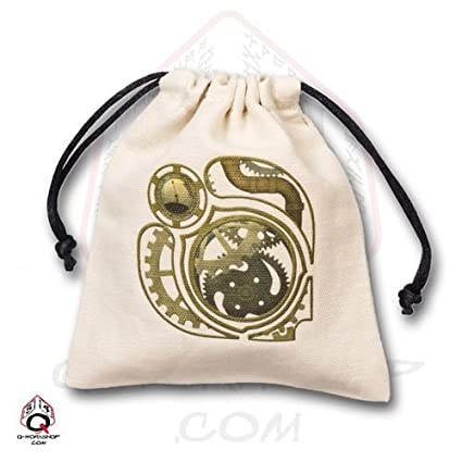 55084f14b7 Amazon.com  Steampunk Dice Bag  Toys   Games