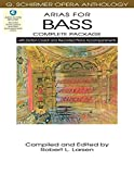 Arias for Bass - Complete Package: with Diction Coach and Accompaniment Audio Online (G. Schirmer Opera Anthology)