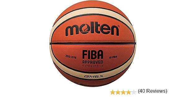 MOLTEN Ballon de compétition BGMX: Amazon.es: Deportes y aire libre