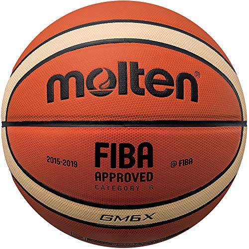 Molten X-Series Indoor/Outdoor Basketball, FIBA...