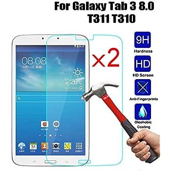 CitiGeeks® 3x Samsung Galaxy Tab 4 7.0 Screen Protector Clear HD T230 T231 T235