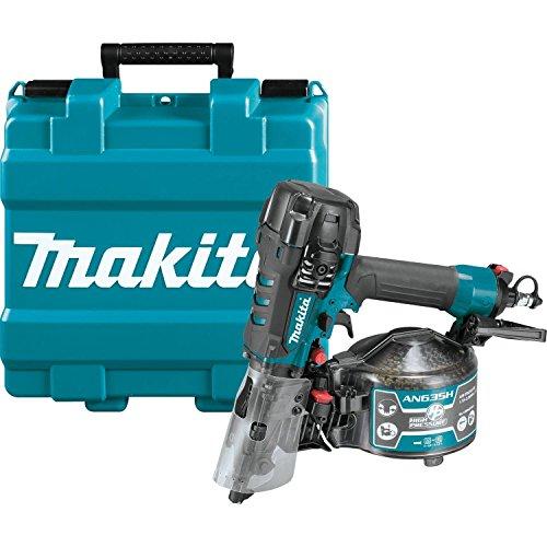 "Makita AN635H 2-1/2"" High Pressure Siding Coil Nailer"