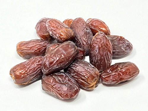 NUTS U.S. - Organic California Medjool Dates (5 LBS)