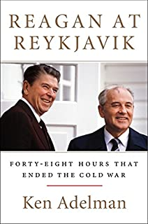 Book Cover: Reagan at Reykjavik: Forty-Eight Hours That Ended the Cold War