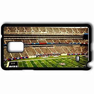 Personalized Samsung Note 4 Cell phone Case/Cover Skin 14363 new york giants by dgies1 d48ypf7 Black