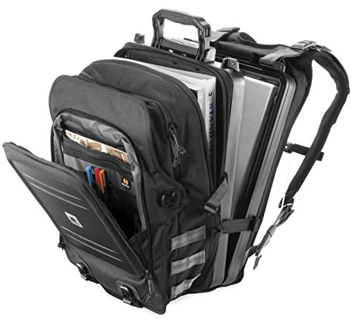 Pelican ProGear U100 Urban Elite 15''-17'' Laptop Backpack - Black