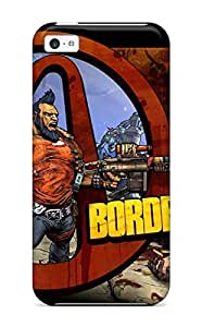TYHde Excellent ipod Touch4 Case Tpu Cover Back Skin Protector Borderlands ending
