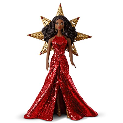 African Christmas Ornaments - Hallmark Keepsake Christmas Ornament, Year Dated 2017 Holiday Barbie Doll Ornament