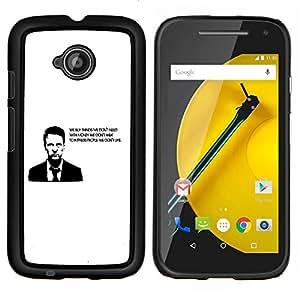 TECHCASE---Cubierta de la caja de protección para la piel dura ** Motorola Moto E ( 2nd Generation ) ** --Comprar cosa que necesitamos dinero Tener Cita
