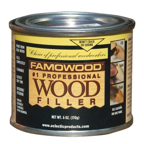 1/4 Pint Maple Wood Putty (Maple Wood Putty)